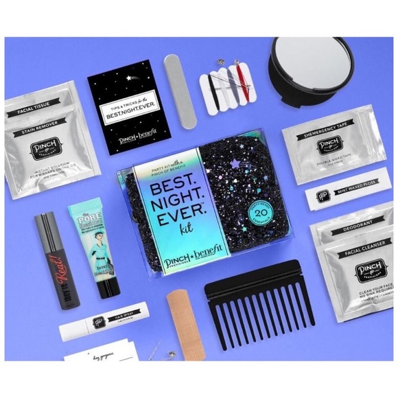 Benefit Other - Benefit Best Night Ever 20-Piece Kit